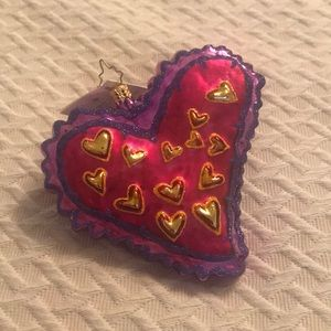 MD Anderson Heart by Annie age 6